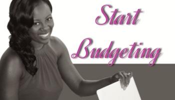 start budgeting