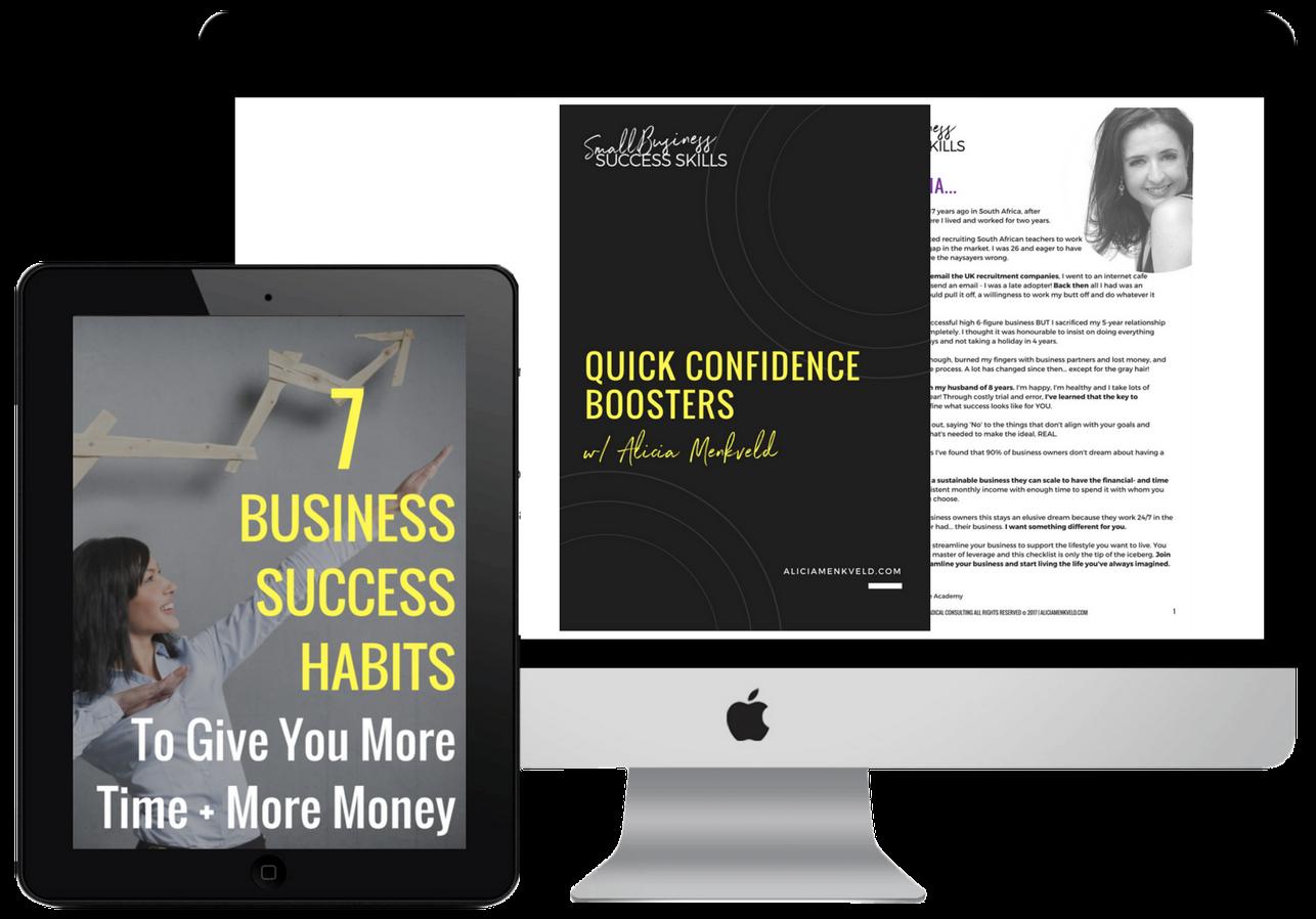 7-business-success-habits-checklist