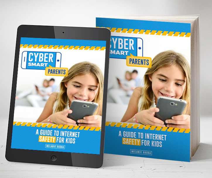 Book Cover - Cyber Smart Parents: A Guide to Internet Safety for Kids