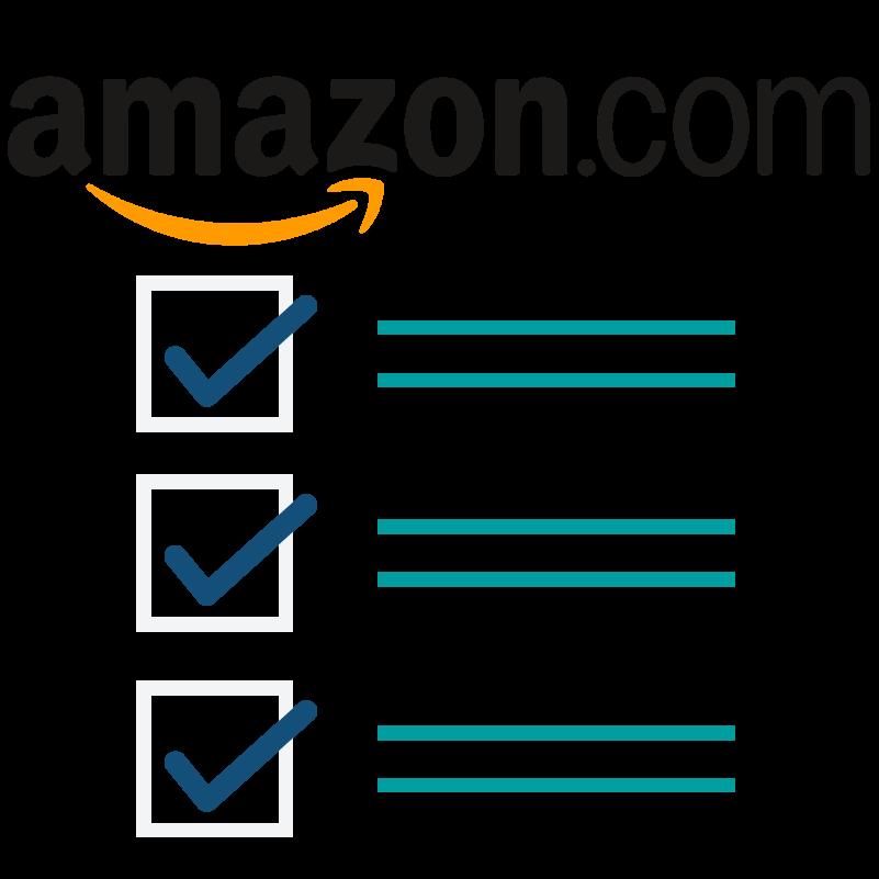 Amazon comparison chart