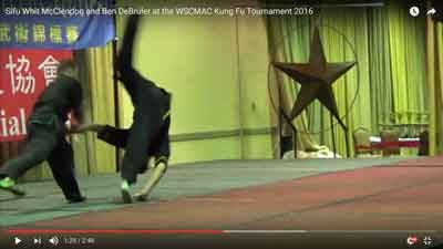 Jade Mountain Martial Arts Kung Fu Demonstration at Kung Fu Championships Houston Texas