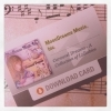 Lullaby Download Card