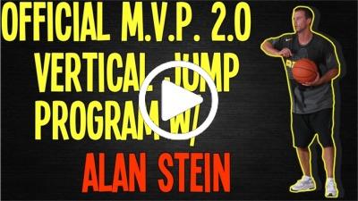 Alan Stein Vertical Jump program MVP Elite