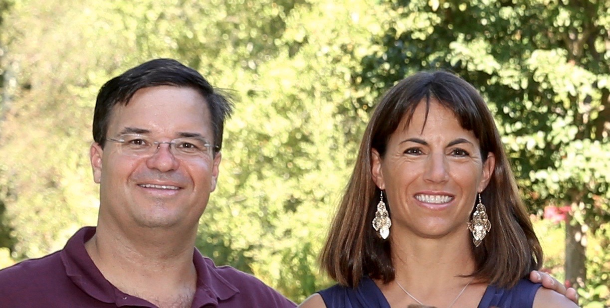 Dr. Rob and Julie Hamilton