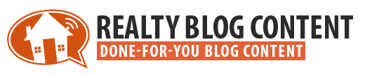 Realty Blog Content