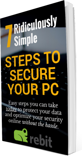 7 ridiculously simple steps to secure your pc