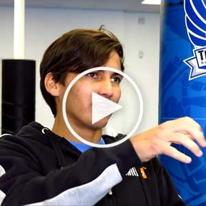Student Hector Gives his reasons why he chose Texas Krav Maga in Katy