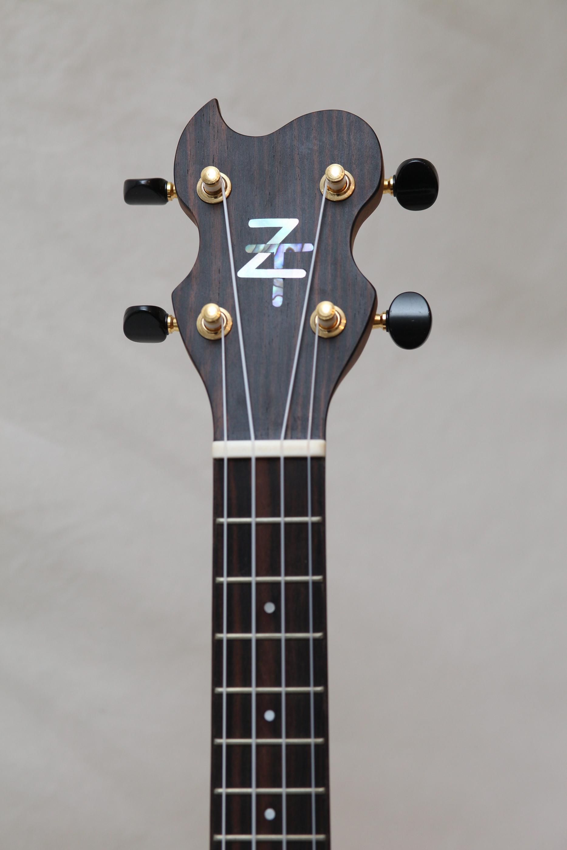 ZT Soprano Ukulele in Maple