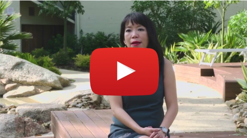 """Kitty Cheng, author of """"Juggling Health and Wealth"""""""